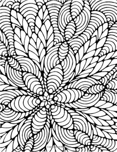 Advanced Coloring Pages for Adults | high quality tattoo atlas 5th volume dragon flower animal drawings