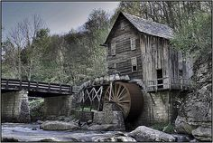 romantic mill
