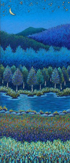 Beautiful Vermont art by Daryl Storrs
