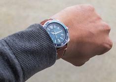 Seiko Prospex Blue Lagoon Samurai SRPB09 Limited Edition Watch Review Wrist Time Reviews