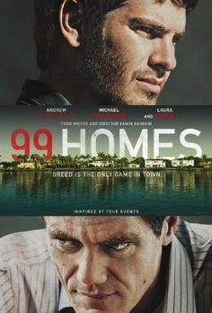 99 Homes (2014) - Trailer. Van Ramin Bahrani en met Andrew Garfield, Michael Shannon, Laura Dern, Clancy Brown.