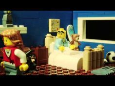 LEGO® ReBrick - Monster In The Closet - YouTube