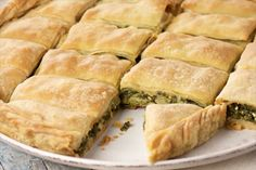 See related links to what you are looking for. Pastry Recipes, Dessert Recipes, Cooking Recipes, Desserts, Spanakopita, Greek Recipes, Different Recipes, Pie Dish, Tart