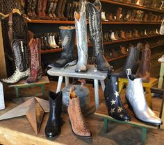 Fressh Looks from Boot Star by Old Gringo: new collection of unique ladies styles exclusively designed by Boot Star. #handmade #western #fashion #ankleboots #cowboyboots #oldgringoboots #bootstar #losangeles