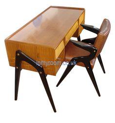 1950s organic desk - Beresford & Hicks