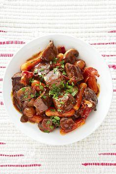 Beef and Mushroom Burgundygoodhousemag