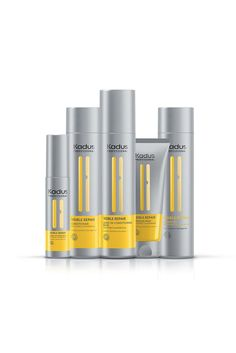 Kadus Professional Visible Repair: Instant repair and nourishment for damaged hair #haircare Check out more at: http://www.kadusprofessional.com/ka-EN/products/care/information/visible-repair#products