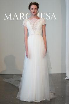 Love it!! Marchesa Bridal Spring 2015