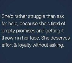 Amen she does!