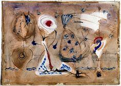 Rothko, Mark (1903-1970) - 1944-46c. Untitled (Metropolitan Museum of Art, New York City)