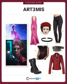 The best costume guide for dressing up like Cosplay Samantha Cook's avatar in OASIS from the 2018 movie Ready Player One. Got Costumes, Cosplay Costumes, Cosplay Ideas, Costume Ideas, Movies To Watch Free, Great Movies, Ready Player One, Pop Culture References, Series Movies