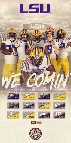 Lsu Tigers Football, Alabama Football, Football Fans, College Football, American Football, College Cheer, Football Program, Football Recruiting, Patriots