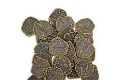 Antique Gold Doubloon Replicas