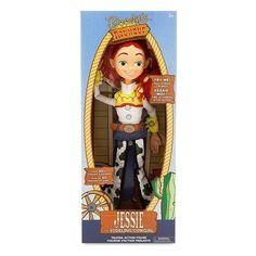 Disney Pixar Toy Story Woody Jessie Action Figures - Jessie With Box