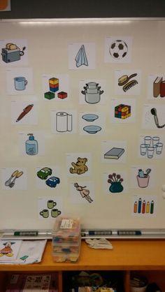 Kodin esineiden luokittelua. Grade 1, Maths, Photo Wall, School, Frame, Picture Frame, Photograph, Schools, Frames