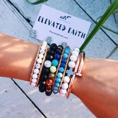 """5,798 Likes, 18 Comments - Chelsea Crockett (@chelseakaycrockett) on Instagram: """"I love these bracelets so much, go get some dope arm candy ppl 