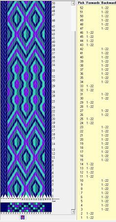 22 tarjetas, 4 colores // sed_257 diseñado en GTT༺❁
