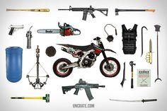 Essentials: Zombie Hunter