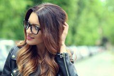 soft ombre hair  sandra bendre