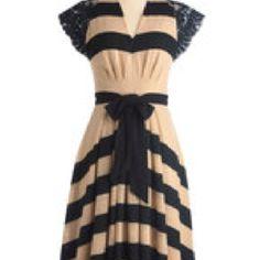 #modcloth day dress Rita Hayworth style