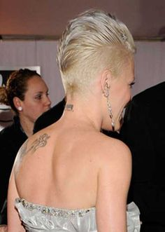 I like the back of this undercut