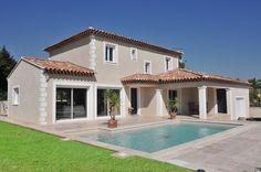 Formidable Facade De Maison Provencale #0 - Achat Maison Dans Le Midi  Terrain Et Villas Dans Le Sud
