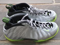 new styles 7d9ca f0362 Nike Air Foamposite One Silver Camo Detailed Pictures