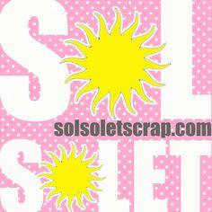 Logo SolSoletScrap.com Pineapple, Fruit, Logos, The Creation, Pine Apple, Logo