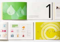 Caixa Seguros e Saúde Sustainability Report 2011 on Behance