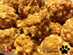 Peanut Butter honeybunch Pet Treats