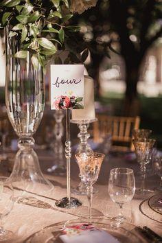 Romantic Dallas Wedding with Garden Glam - MODwedding