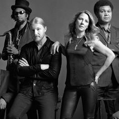 Tedeschi Trucks Band 'Kick the Door Down' on 'Made Up Mind' - Premiere GOD DAM! THIS IS FANTASTIC!!!