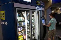 Best Buy Vending Machine