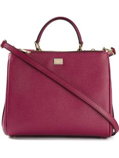 Dolce & Gabbana 'Sicily' shopping tote in A.M.R.