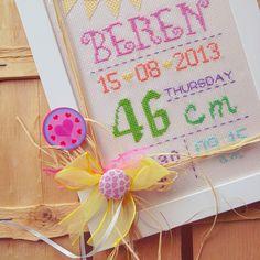 Zeinepuu: Beren*in doğum panosu ! :)