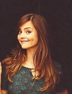 My inspiration for adorableness. Her smile makes me feel happy.