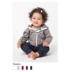 Infant Flex Fleece Zip Hoody