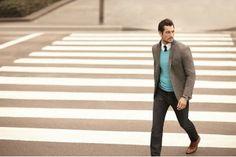 fashion in my eyes: David Gandy for Marks & Spencer