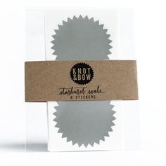 Craft stickers, in silver, brown and gold!  http://www.parmaviolet.co.uk/listing.asp?offset=4&f_types=A&f_srch=