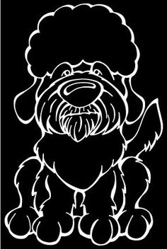 Do you love your Dandie Dinmont? Then a dog decal from Decal Dogs is what you need to celebrate your best friend. Every Dog Has Its Decal! The decal measures 4 in. x 6 in. and can be applied to most s