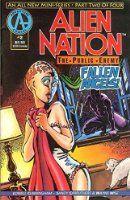 Alien Nation: The Public Enemy #2 FN ; Adventure comic book