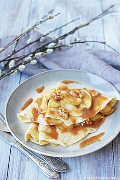Bagel, Granola, I Foods, Pancakes, Yummy Food, Breakfast, Ethnic Recipes, Blog, Morning Coffee