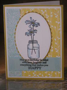 Love the Mason Jar cards