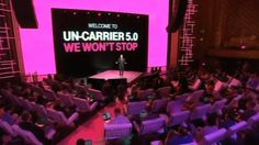 """T-Mobile Announces Test Drives And Rhapsody UnRadio  T-Mobile took to the stage tonight to announce unCarrier 5.0, and they dropped a couple of big bombshells. First, they started with a few  facts and statistics. CEO John Legere said that, """"smartphones are mobile supercomputers"""" and that """"T-Mobile is an internet company.""""  +T-Mobile   #tmobile   #7nightstand   #uncarrier"""