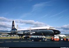Bristol 175 Britannia 312 - BOAC | Aviation Photo #0093611 | Airliners.net