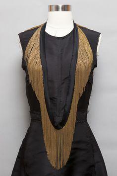 Vintage Lanvin Necklace | eBay, via Zuburbia