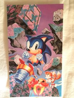 Sonic Classic Collection card 4.