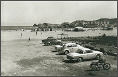 Arenal beach from the 60's