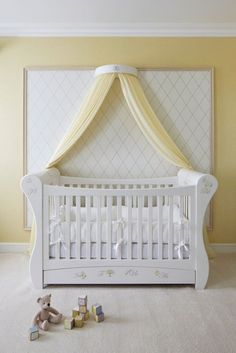 Beautiful. Click for more images of London's Grosvenor House's interpretation of a royal nursery!