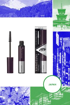 Fake eyelashes are big news in Japan, but this mascara by Shiseido's lower-priced line, Integrate, is a real contender. This formula gives serious curl and volume (albeit clumping!) to even the most poker-straight of eyelashes. Shiseido Integrate Separate and Curl Mascara, $20.99, available at oo35mm.